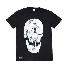 CAMISETA DEFORMED SKULL